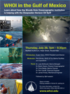 Public Forum: WHOI in the Gulf of Mexico