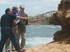 Jian Lin and colleagues examine geological evidence of past earthquakes near the Mediterranean coast of Algeria.