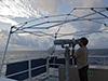 Marine mammal observer