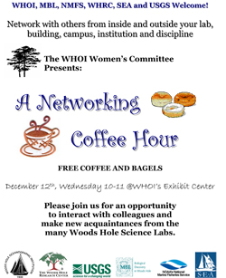 December Coffee Hour Announcement