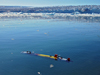 Helicopter support in Greenland