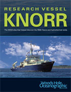 Research Vessel Knorr