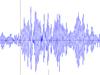 East Coast Seismogram