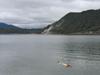 Remus 100 in Lake Rotomahana, New Zealand