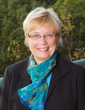 WHOI President and Director Susan Avery