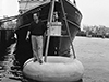 moorings, buoys, Bill Richardson