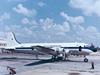 C54Q aircraft