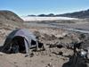 Greenland camp