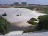 massive sand dunes in brazil
