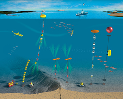 The Ocean Observatory Initiative would provide $309 million for new ocean observing systems and infrastructure.