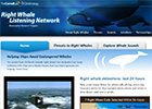 Roght Whale Listening Network