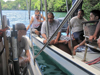 Palau reef monitors