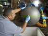 Alvin ballast tank tests