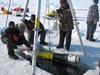 REMUS Icebot deploys near Barrow