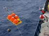 ocean bottom seismometer