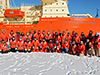 R/V Palmer rescues Korean fishing vessel