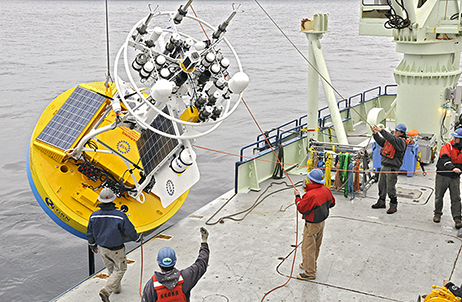 Mooring recovery