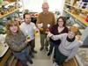 Mak Saito John Waterbury in Watson Lab