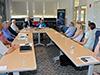 U.S. Senator Ed Markey visits WHOI