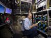 Phil Forte tests oxygen tanks in new Alvin