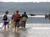 skagit tidal flats fieldwork