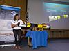 Amy Kukulya at public event