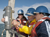 BP staff at WHOI oceanography short course