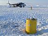 Instrument measures Arctic properties