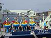 Buoys aboard R/V Knorr