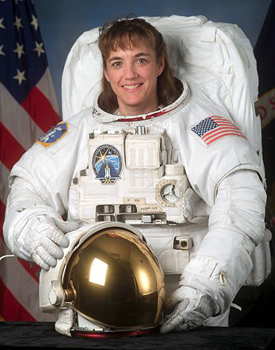 Heidemarie Stefanyshyn-Piper, Captain, USN and Former NASA Astronaut