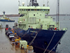 r/v oceanus and r/v atlantis, homeport