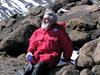 Rudy Scheltema at Deception Island.