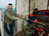 Gumbymoor buoy bird deflectors
