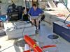 breck owens with spray glider