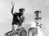 Alvin pilot Val Wilson, circa 1966.