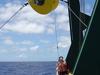 Mooring deployment operation, R/V Kilo Moana, Vertigo Hawaii Cruise
