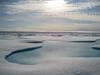 Arctic melt pools