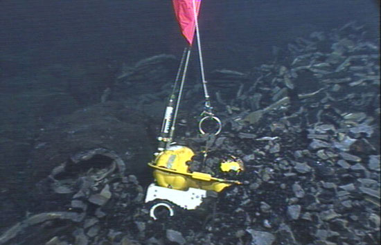 Rescue Mission on the Seafloor