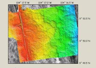 New Ocean Crust
