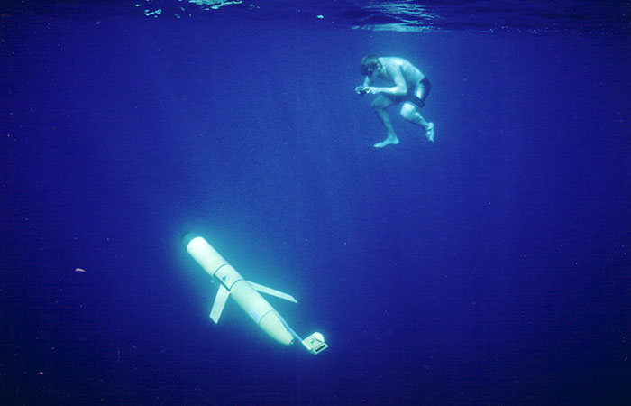 'Green' Energy Powers Undersea Glider