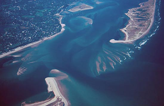 Rising Sea Levels and Moving Shorelines