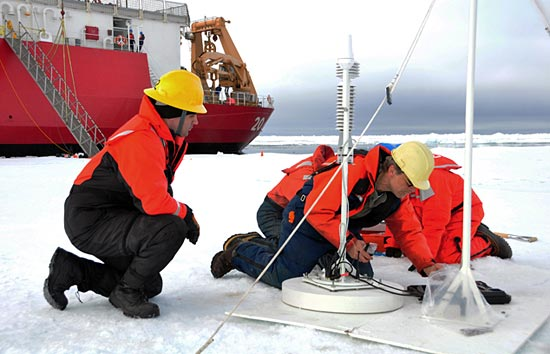 Exploring the Arctic in the Midst of Change