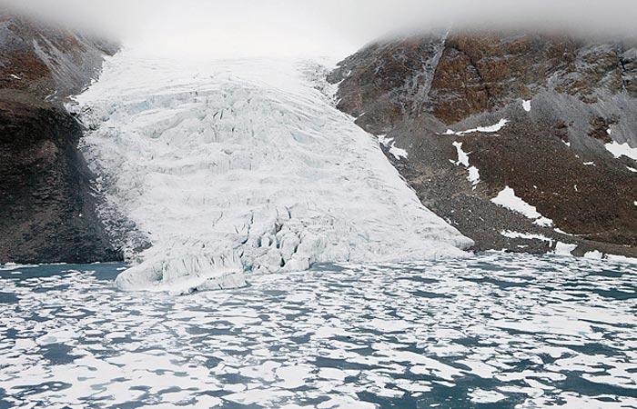 A Glacier's Pace