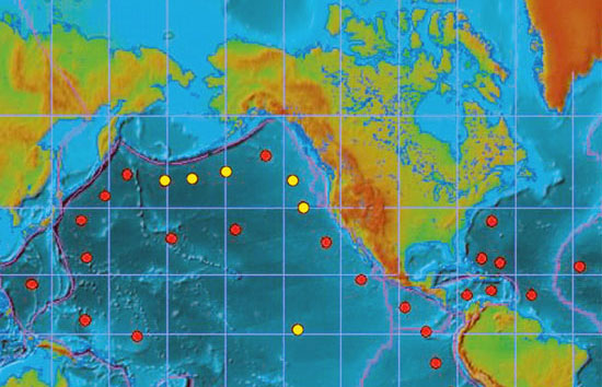 Building a Tsunami Warning Network