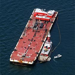 barge Bouchard 120