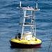 A tsunami warning buoy
