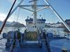 R/V Lance in Svalbard