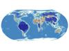 Global river runoff