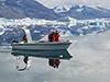 Working in Sermilik Fjord