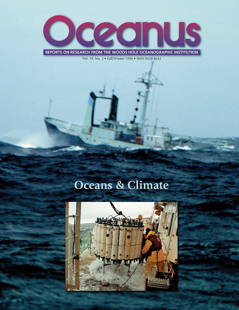 Oceans & Climate